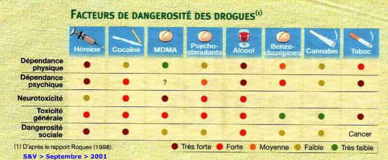 plaisir artificiel cocaïne