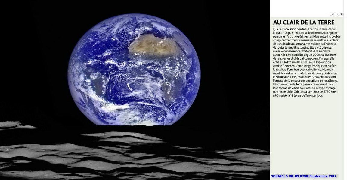 satellite des planète