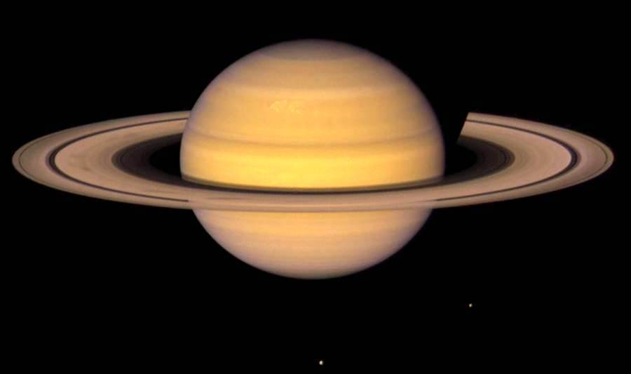 Saturne Dieu